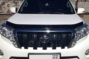 Toyota Land Cruiser Prado 150 2013-2017